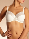 Pont Neuf 3-Part Underwire Bra in Ivory