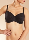 Chantelle Velvet Touch Full Coverage Unlined Underwire Bra