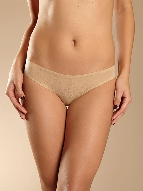 Chantelle Velvet Touch Seamless Bikini Brief Panty