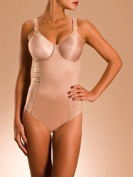 Hedona Bodysuit in Skin