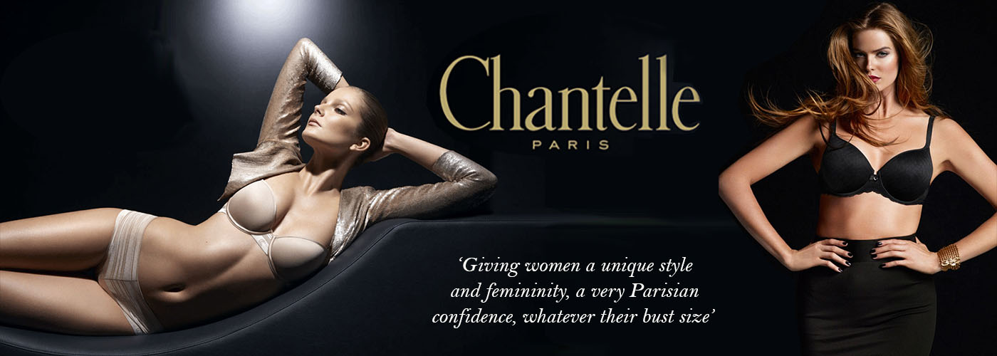 Chantelle bras, panties, lingerie New Arrivals