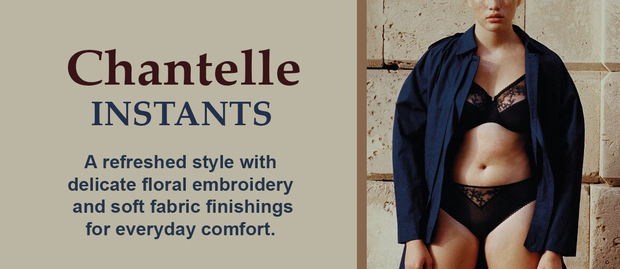 Chantelle Instants Bras and Briefs
