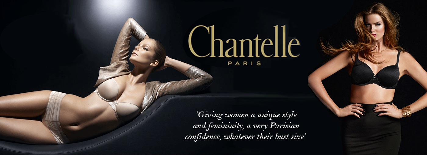 Visit Chantelle's New Bra and Lingerie Arrivals