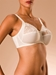 Amazone Soft Cup Bra in Ivory