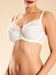 Champs Elysées Full Coverage Underwire Bra in ivory - alternate front view