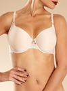 Chantelle Aéria Underdwire T-Shirt Bra in Nude Blush