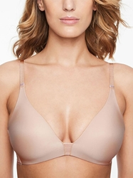 Absolute Invisible Smooth Contour Wireless Bra in Nude Blush