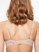Chantelle Absolute Invisible Push-Up Bra in Nude Blush, Back View