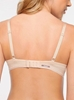 Absolute Invisible Smooth Soft Contour Bra in Nude Blush, Back Vuiew