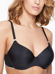 Absolute Invisible Smooth Soft Contour Bra in Black