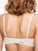 Chantelle Absolute Invisible Strapless Bra in Nude Blush, Back View with Convertible Straps