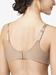 Chantelle C Elegant Underwire Bra in Nude Sand, Back View
