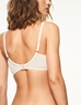 Champs Elysées Full Coverage Underwire Bra in Cappuccino, Back View
