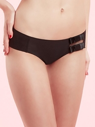 Chantelle Chantal Thomass Audacieuse Thong in Black