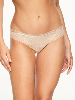 Chantelle Courcelles Hipster Panty in Ultra Nude