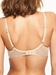 Courcelles Convertible Smooth Push-Up Bra, back view in Ultra Nude