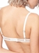 Chantelle Passionata Fall In Love Plunge Bra in Talc, Back View