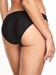 Chantelle Orangerie Bikini Panty in Black, Back View
