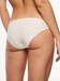 Chantelle Orangerie Bikini Panty in Ivory, Back View