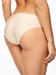 Chantelle Orangerie Bikini Panty in Skin Rose, Back View