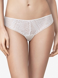 Chantelle Passionata Holala Thong in White