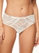 Chantelle Segur Lace Hipster Panty in Milk
