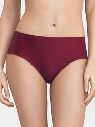 Chantelle Soft Stretch Seamless Hipster Panty in Raspberry