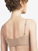 SoftStretch Scoop Padded Bralette in Nude Sand, Back View