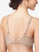 Chantelle Spirit Lace Wire Free Bra in Nude Blush, Back View