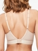 Chantelle Studio Comfort Smooth Contour Wireless Bra in Blushing Pink, Back View